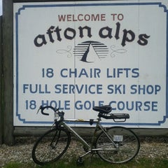Photo taken at Afton Alps by Dwight I. on 5/4/2012