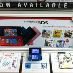 Photo taken at Gamestop by Anthony S. on 4/10/2012