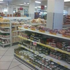Photo taken at Supermercado Meschke by Arnoldo S. on 5/12/2012