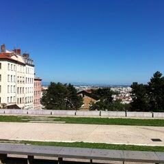 Photo taken at Parc du Gros Caillou by Vincent C. on 8/17/2012