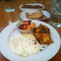 Photo taken at Cassatt's Kiwi Cafe & Gallery by Devorah N. on 4/28/2012