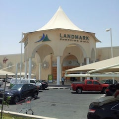 Photo taken at Landmark Mall | اللاندمارك by Adel A. on 7/19/2012