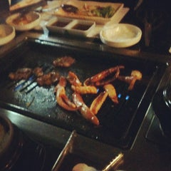 Photo taken at Goong Korean Bbq 궁 by Jamil G. on 2/13/2012