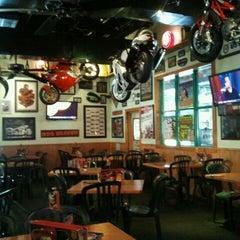 Photo taken at Quaker Steak & Lube® by Bill B. on 5/15/2012