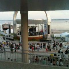 Photo taken at Virada Cultural - Ponta Negra by Junior P. on 5/27/2012