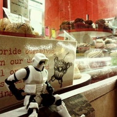 Photo taken at Bleeding Heart Bakery by Demian S. on 2/19/2012