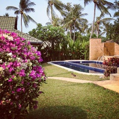 Photo taken at Idyllic Samui Resort by Kristina C. on 3/31/2012