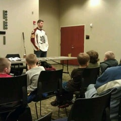 Photo taken at Tinley Park Public Library by Chicago W. on 3/9/2012