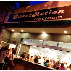 Photo taken at Sweet Action Ice Cream by Mitch S. on 6/14/2012