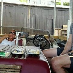 Photo taken at Lake Placid Marina by Bridget H. on 6/15/2012