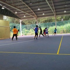 Photo taken at Sports Arena Pusat Sains Negara by Firdaus H. on 5/21/2012