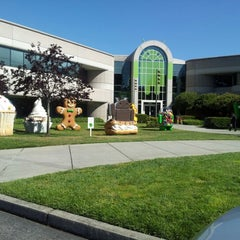 Photo taken at Googleplex - 44 by Dinh N. on 6/28/2012