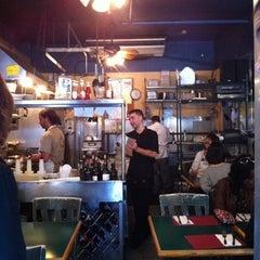 Photo taken at Calamari Cafe by Jorge M. on 3/4/2012