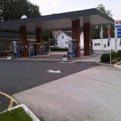 Photo taken at Exxon by Hugianto T. on 5/14/2012