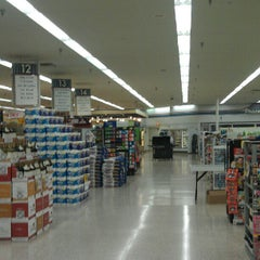 Photo taken at Hy-Vee by Andrew A. on 7/23/2012