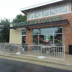 Photo taken at Starbucks by Jason D. on 8/19/2012