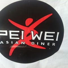 Photo taken at Pei Wei by Brian R. on 3/31/2012