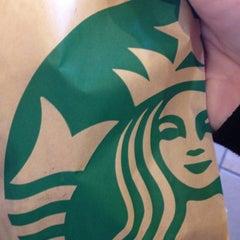 Photo taken at Starbucks by Steve™ on 2/18/2012