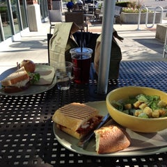 Photo taken at Panera Bread by Pablito H. on 9/9/2012