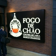 Photo taken at Fogo de Chao Brazilian Steakhouse by Jesse S. on 3/11/2012