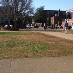 Photo taken at Keathley University Center (KUC) by Caroline H. on 3/1/2012