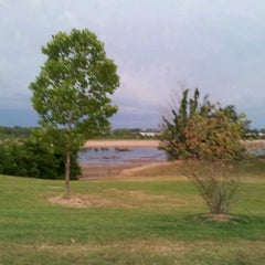 Photo taken at Riverside Park by Molly J on 5/30/2012