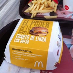 Photo taken at McDonald's by Marcelo C. on 8/7/2012