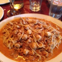 Photo taken at Rosa's Cucina Italiana by Jen H. on 4/7/2012