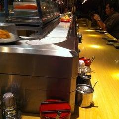 Photo taken at Sushi Tei by Muhammad Zulfikar R. on 5/5/2012