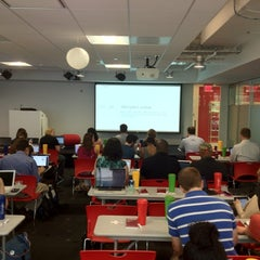 Photo taken at Google Washington by Jon W. on 5/30/2012