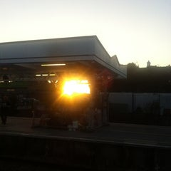 Photo taken at Horsham Railway Station (HRH) by Darryl H. on 9/5/2012