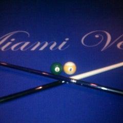 Photo taken at Miami Velvet by Maurice V. on 4/5/2012