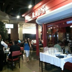 Photo taken at Rao's by CHERI K. on 9/2/2012
