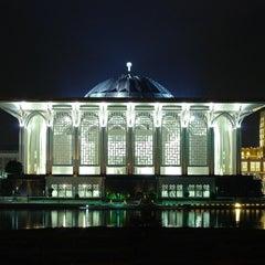 Photo taken at Masjid Tuanku Mizan Zainal Abidin (Masjid Besi) by littleredzs on 7/31/2012
