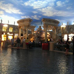 Photo taken at The Forum Shops at Caesars by Maricar C. on 7/17/2012