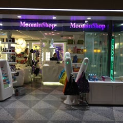 Photo taken at Moomin Shop by Marquez D. on 3/6/2012