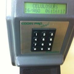 Photo taken at CMPC Celulose Riograndense by Simara S. on 8/16/2012