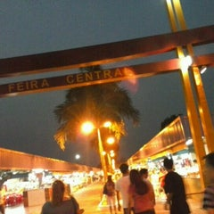 Photo taken at Feira Central by Bruno H. on 9/8/2012