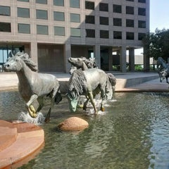 Photo taken at The Mustangs of Las Colinas by Anthony J. on 8/22/2012