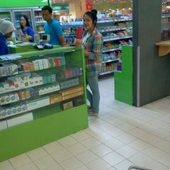 Photo taken at Carrefour by Hsyach L. on 4/10/2012