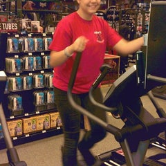 Photo taken at Dick's Sporting Goods by Gigi G. on 9/4/2012