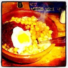 Photo taken at Chez Hattab | عند الحطّاب by Naoufel J. on 2/7/2012