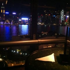 Photo taken at Sky Lounge 視佳廊 by Maurice L. on 7/29/2012