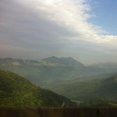 Photo taken at Serra do Mar by Viviane on 7/26/2012