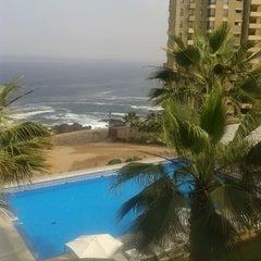 Photo taken at Radisson Hotel Iquique by Geraldine R. on 8/27/2012