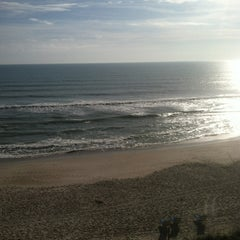 Photo taken at Crowne Plaza Melbourne-Oceanfront by Holly T. on 3/2/2012