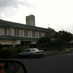 Photo taken at Co-Cathedral Of St. Theresa by Katrina C. on 7/16/2012