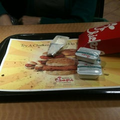 Photo taken at Chick-fil-A by S. J. on 2/14/2012