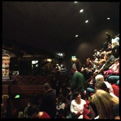 Photo taken at Palace Theatre by Eunice K. on 2/11/2012
