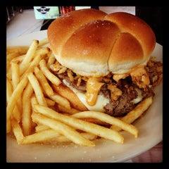 Photo taken at Steak 'n Shake by Melissa C. on 6/8/2012